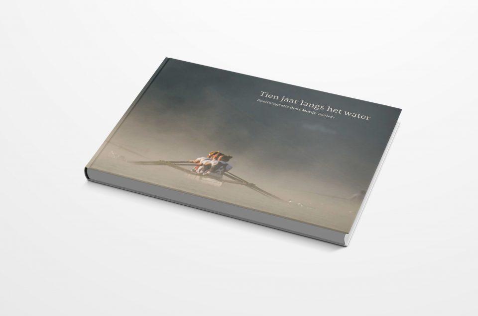 Merijn Soeters brengt boek 'Tien jaar langs het water' uit