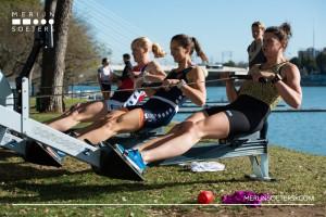 Trainingskamp Sevilla Vrouwen en Para's KNRB 2016