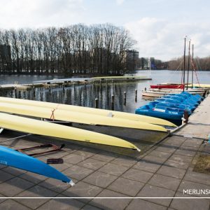 Nereus Wintertraining Sloterplas
