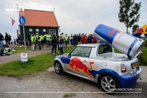 Red Bull voorbij Pampus 2014
